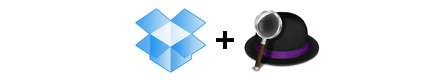 Dropbox + Alfred [Detail]