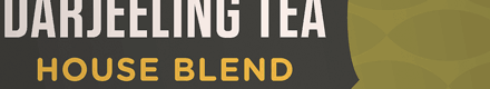 Darjeeling Tea House Blend [Detail]
